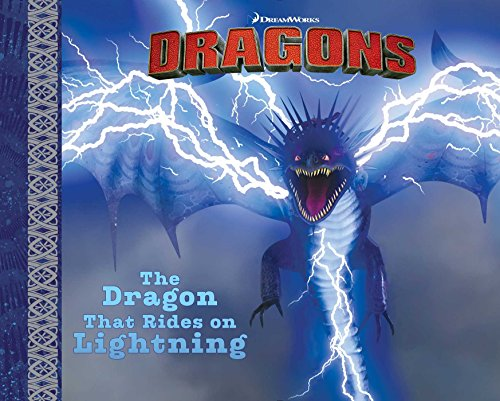 The Dragon that rides on lightning