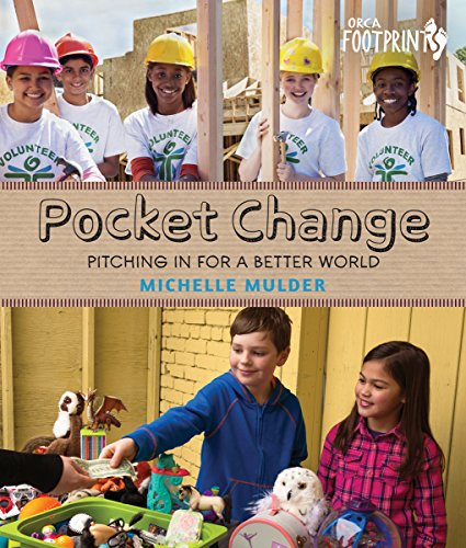 Pocket change : pitching in for a better world